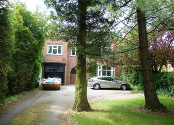 Thumbnail 5 bed detached house to rent in St Bernards Road, Solihull