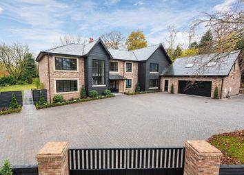 Thumbnail 6 bedroom detached house for sale in Prestbury Lane, Prestbury, Macclesfield
