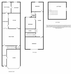 Thumbnail 3 bedroom end terrace house for sale in Matlock Road, Foleshill, Coventry