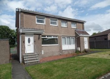 Thumbnail 2 bedroom terraced house to rent in Aberlady Street, Cleland, Motherwell