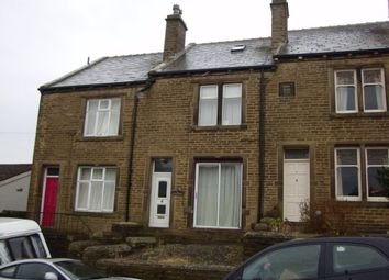 Thumbnail 3 bed terraced house for sale in 3 Denby Mount, Oakworth, Keighley, West Yorkshire