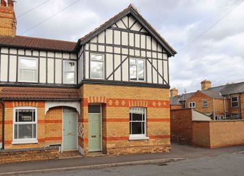 Thumbnail 3 bed end terrace house to rent in Queen Street, Stamford
