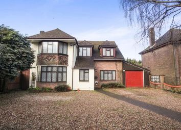 Thumbnail 5 bedroom detached house for sale in Dunstable Road, Luton, Bedfordshire, Leagrave