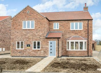 Thumbnail 5 bed detached house for sale in Saint Germains Way, Scothern, Lincoln