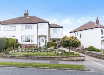Thumbnail 4 bedroom semi-detached house for sale in Templegate Drive, Leeds