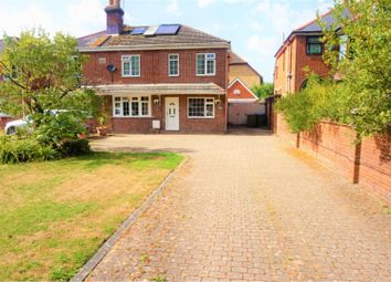 4 bed semi-detached house for sale in Burgess Road, Southampton SO16