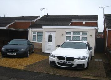 Thumbnail 2 bedroom bungalow for sale in Pontypool Avenue, Binley, Coventry