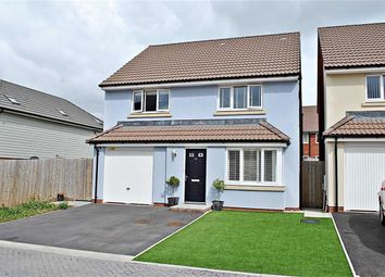 Thumbnail 4 bed detached house for sale in Brickwork Close, Whitehall, Bristol