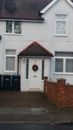 Thumbnail 3 bed terraced house to rent in Main Avenue, Bush Hill Park, Enfield, Middlesex