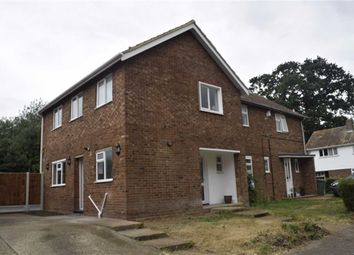 Thumbnail 3 bedroom semi-detached house to rent in Little Spenders, Basildon, Essex
