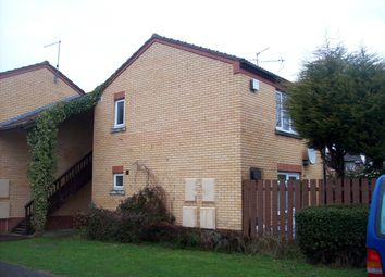 Thumbnail 1 bed flat to rent in Far Pasture, Peterborough