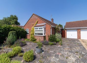 Thumbnail 2 bed detached bungalow for sale in Hawthorn Road, Gayton, King's Lynn