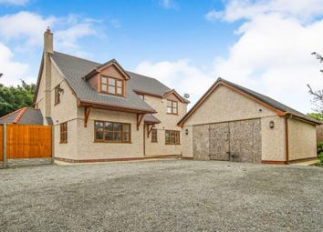 Thumbnail 4 bed detached house for sale in Gwalchmai, Holyhead, Sir Ynys Mon