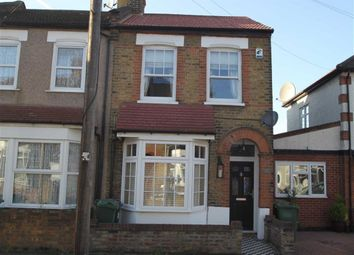 Thumbnail 2 bedroom end terrace house for sale in St. John's Road, London