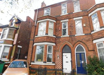 Thumbnail 8 bed shared accommodation to rent in Derby Road, Lenton, Nottingham