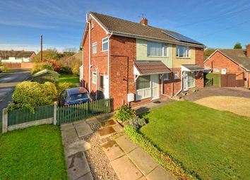 Thumbnail 4 bed semi-detached house for sale in Trench Close, Trench