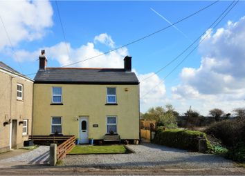 Thumbnail 3 bed cottage for sale in B3303, Crowntown
