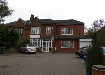 Thumbnail 7 bed semi-detached house for sale in Robin Hood Lane, Hall Green, Birmingham, England
