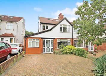 Thumbnail 4 bed semi-detached house for sale in Collingwood Avenue, Tolworth, Surbiton