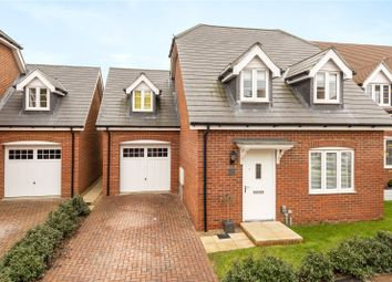 Thumbnail 3 bed detached house for sale in Knights Meadow, North Baddesley, Southampton, Hampshire