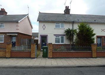 Thumbnail 3 bed terraced house to rent in Copperfield Avenue, Great Yarmouth