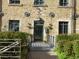 Thumbnail 3 bed duplex to rent in Woodhouse Mill, Woodhouse Road, Todmorden, 5Lf, Todmorden