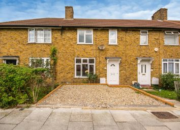 Thumbnail 3 bed terraced house for sale in Montacute Road, Morden