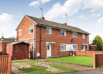 Thumbnail 3 bed semi-detached house for sale in Avon Meadow, Downton, Salisbury