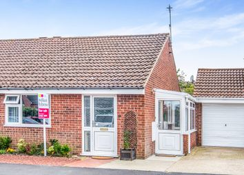 Thumbnail 2 bed semi-detached bungalow for sale in Harbord Close, North Walsham