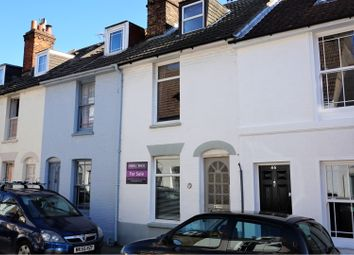 Thumbnail 3 bed terraced house for sale in Sydenham Street, Whitstable