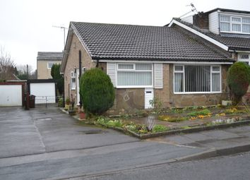 Thumbnail 3 bed semi-detached bungalow for sale in Frensham Drive, Bradford