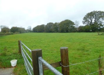 Thumbnail Land for sale in 3 Building Plots, Along B4332, Boncath, Pembrokeshire
