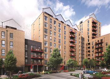 Thumbnail 1 bed flat for sale in Maritime, Hope Wharf, London