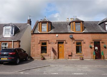 Thumbnail 3 bed semi-detached house for sale in Castle, Cumnock