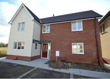 Thumbnail 3 bedroom detached house for sale in Market Close, Elmstead, Colchester