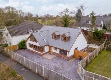 Thumbnail 4 bed detached house for sale in Church Lane, Neston