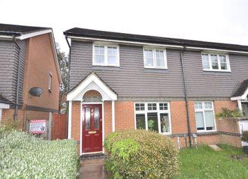 Thumbnail 3 bedroom end terrace house for sale in Pakenham Road, Bracknell, Berkshire