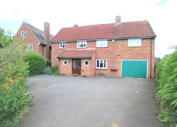 Thumbnail 4 bedroom detached house for sale in Coley Avenue, Reading, Berkshire