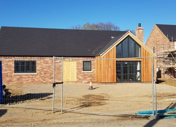 Thumbnail 3 bed detached bungalow for sale in Scotts Lane, Brookville, Thetford