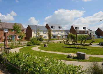 "Thumbnail 2 bed semi-detached house for sale in ""Ashford"" at Fen Street, Brooklands, Milton Keynes"