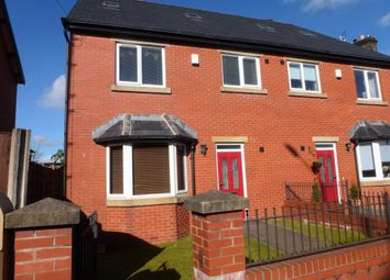 Thumbnail 4 bedroom semi-detached house for sale in Darwen Road, Bromley Cross, Bolton
