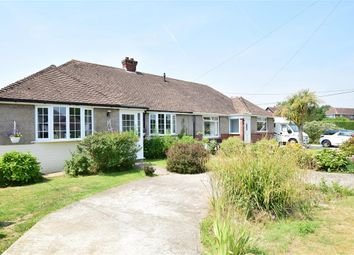 Thumbnail 3 bed semi-detached bungalow for sale in Helena Road, Capel-Le-Ferne, Folkestone, Kent