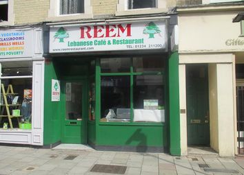 Thumbnail Restaurant/cafe to let in 89 High Street, Bedford, Bedfordshire