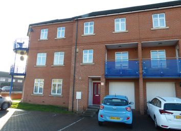 Thumbnail 4 bedroom terraced house for sale in Fletton Avenue, Peterborough