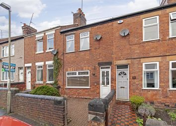 Thumbnail 2 bedroom terraced house for sale in Sterland Street, Brampton, Chesterfield