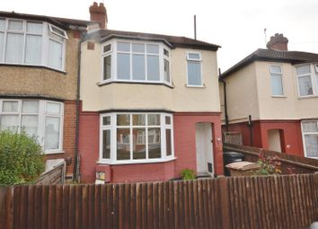 Thumbnail 2 bed semi-detached house to rent in Beverley Road, Luton