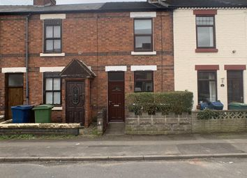 Thumbnail 2 bedroom terraced house to rent in Ingestre Road, Stafford