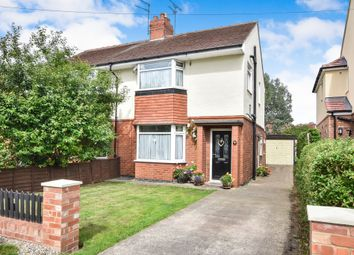 Thumbnail 4 bedroom semi-detached house for sale in Heathfield Road, York