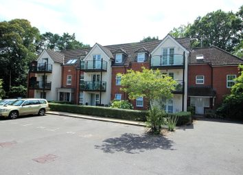 The Coppice, Church Crookham, Fleet, Hampshire GU52. 2 bed flat