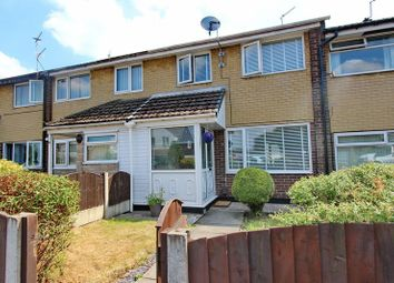 Thumbnail 3 bed terraced house for sale in Mode Hill Lane, Whitefield, Manchester
